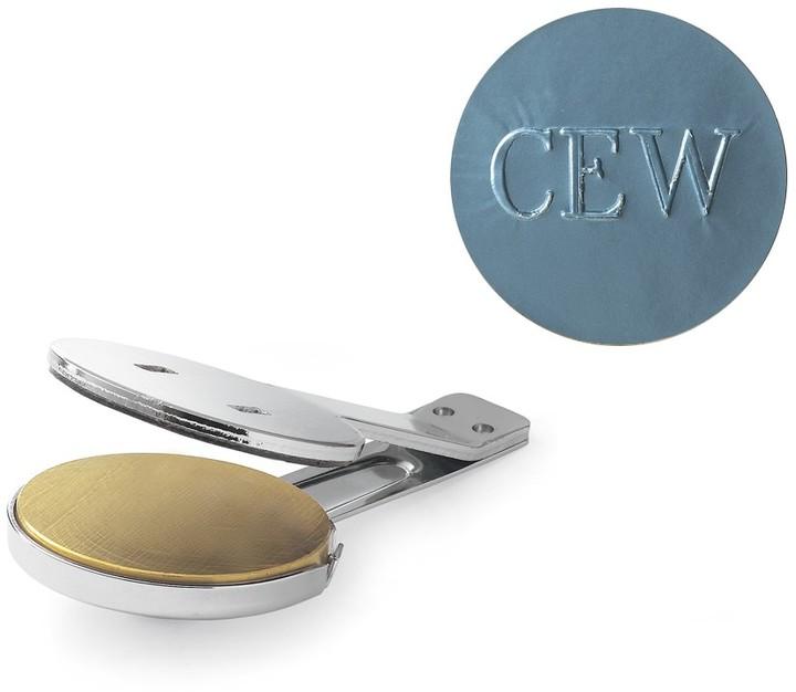 Williams-Sonoma Interchangeable Personal Embosser Plates