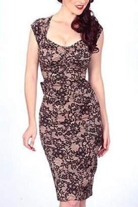 Stop Staring Love Dress
