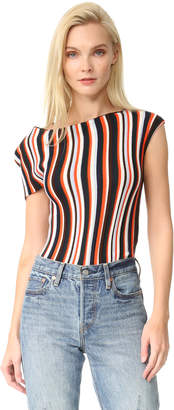 Jacquemus Striped Sweater $370 thestylecure.com