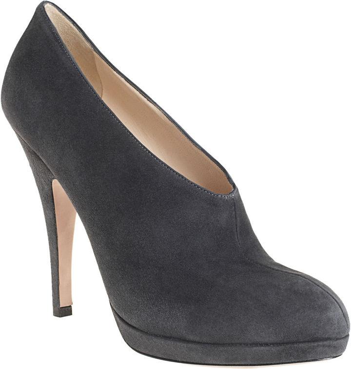 PRADA Shoe Bootie - Grey