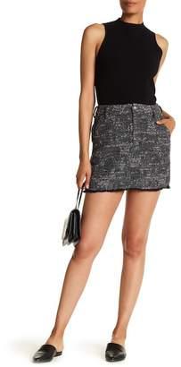 Derek Lam 10 Crosby IMX Exclusive Tweed Lyla Skirt