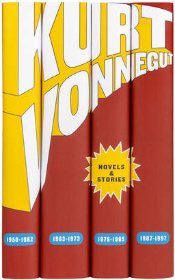 Kurt Vonnegut Book Set