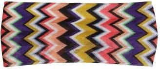 Missoni Printed Viscose Knit Headband