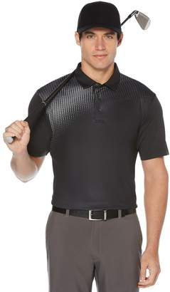 Men's Grand Slam On Course Asymmetrical Performance Golf Polo