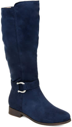 Journee Collection Women Comfort Cate Wide Calf Boot Women Shoes