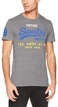 Superdry Men's M10008PQ T-Shirt