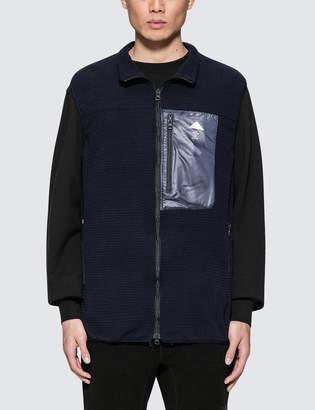 Undercover Pyramid Fleece Vest