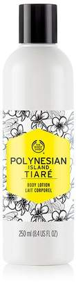 The Body Shop Polynesian Island Tiare Body Lotion