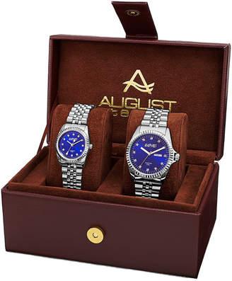 August Steiner His & Hers Watch Set