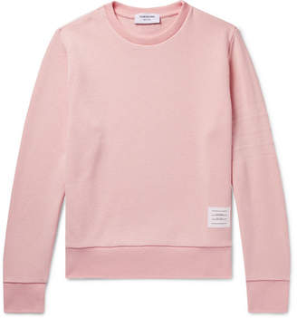 Thom Browne Cotton-Piqué Sweatshirt