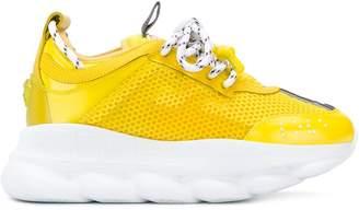 Versace chunky platform sneakers