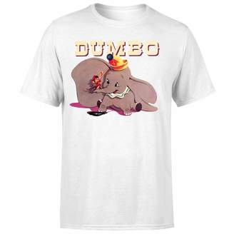 Disney Dumbo Timothy's Trombone Men's T-Shirt