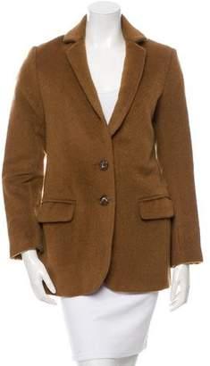 Veda Notch-Lapel Short Coat w/ Tags