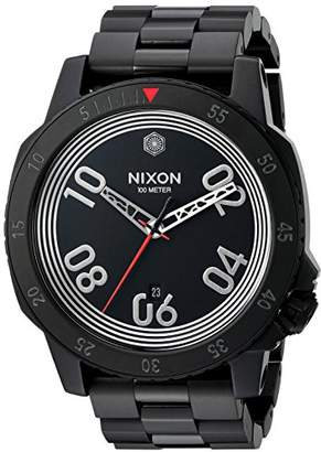 Nixon Men's 'Star Wars Kylo' Quartz Stainless Steel Casual Watch