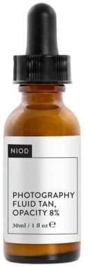 Niod Photography Fluid Tan, Opacity 8 Percent