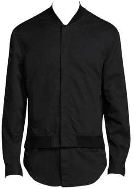 3.1 Phillip Lim Cotton Bomber Jacket