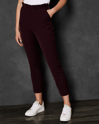 Ted Baker MAGGIT Gathered waist skinny trousers