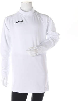 Hummel (ヒュンメル) - ヒュンメル HUMMEL ジュニア サッカー/フットサル 長袖インナーシャツ ジュニアあったかインナーシャツ HJP5143