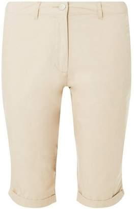 Dorothy Perkins Womens **Tall Nude Knee Shorts