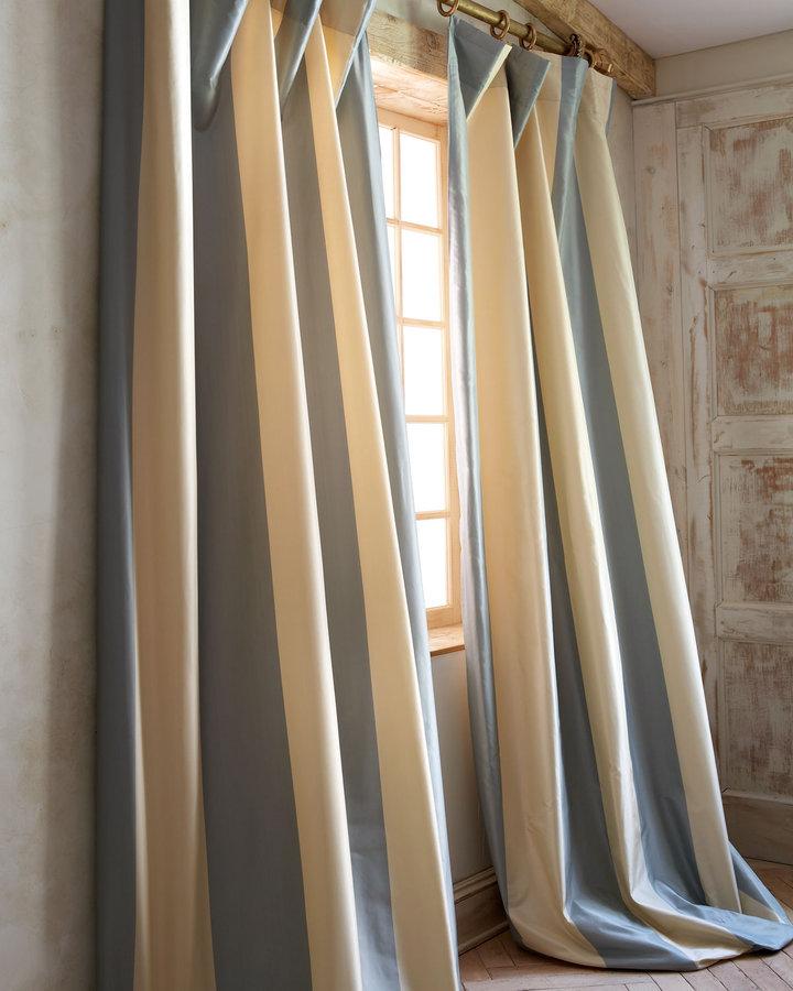 Horchow Each Hampton Curtain