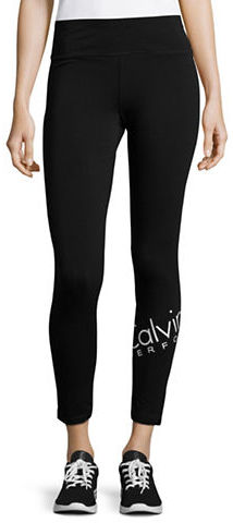 Calvin Klein Performance Logo Performance Leggings