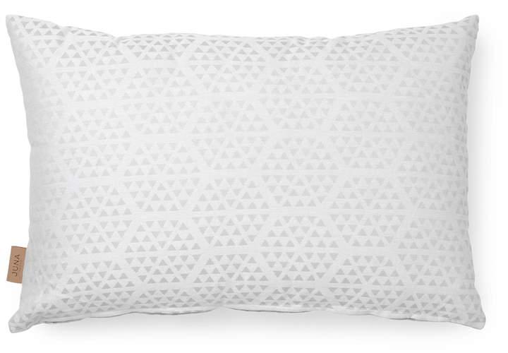 Juna - Nanna Ditzel Komet Kissen 60 x 40 cm, Weiß