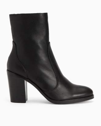 Splendid Roselyn Stacked Heel Sock Boot