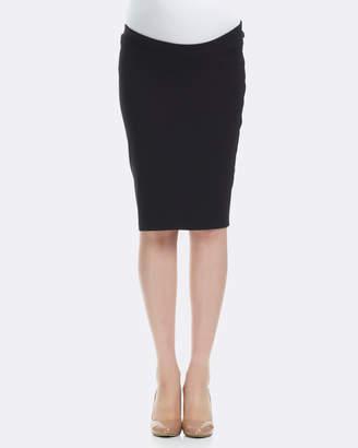 Soon Calla Tube Maternity Skirt