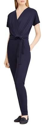 Ralph Lauren Wrap Front Jumpsuit