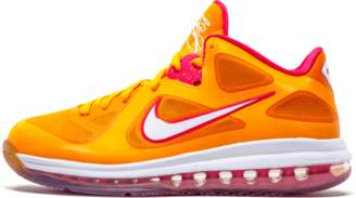 Nike Lebron Low 'Floridian' - Vivid Orange/Cherry