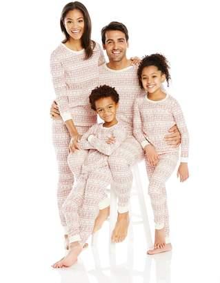 Burt's Bees Women's Adult Organic Tee & Pant Pajama Set Sleepwear