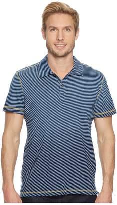 Agave Denim Kirra Short Sleeve Polo Men's Short Sleeve Pullover