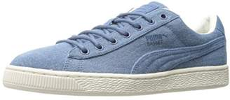 Puma Basket Classic Denim Fashion Sneaker