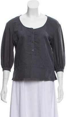 See by Chloe Long Sleeve Blouse w/ Tags