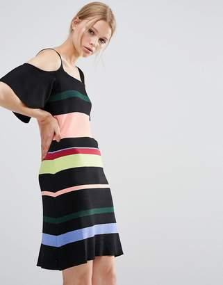 Style Mafia Stripe Dress $113 thestylecure.com