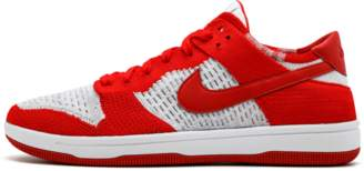 Nike Dunk Flyknit University Red/White