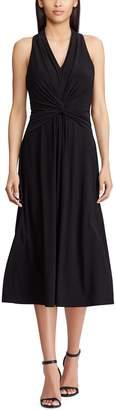 Chaps Women's Sleeveless Midi Dress