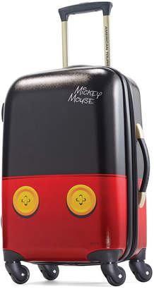 "American Tourister Mickey Mouse 21"" Carry-On Spinner Suitcase"