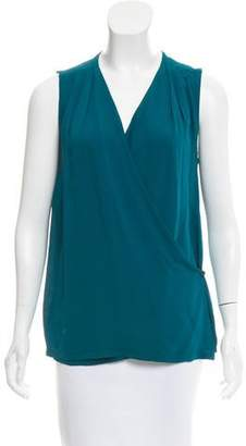 Missoni Sleeveless Silk Blouse