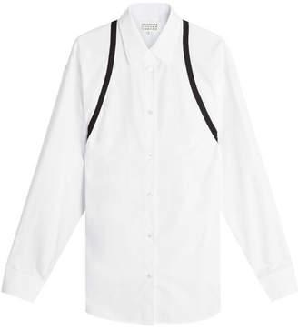 Maison Margiela Cotton Shirt with Harness