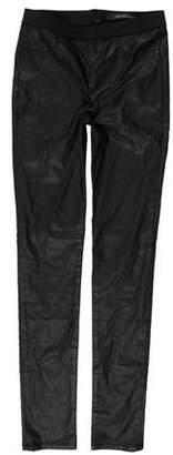 Zadig & Voltaire Skinny Leg Mid-Rise Pants