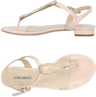 Barachini LUCIANO Toe strap sandals - Item 11417955NW