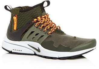 Nike Men's Air Presto Mid-Top Sneakers