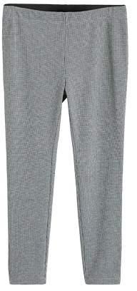 Violeta BY MANGO Micro houndstooth leggings
