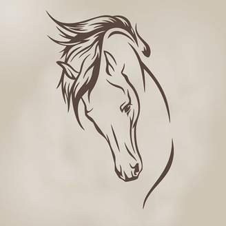 Glenna Jean Sweet Potato by Happy Trails Stallion Wall Decal
