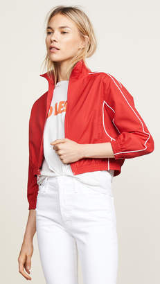 Mother The Breaker Breaker Crop Jacket