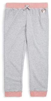 True Religion Little Girl's Branded Sweatpants