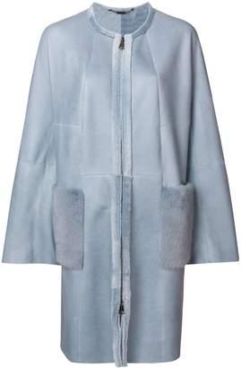 Manzoni 24 long sleeved winter coat