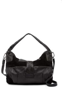 Liebeskind Berlin Irvine Patchwork Leather Hobo