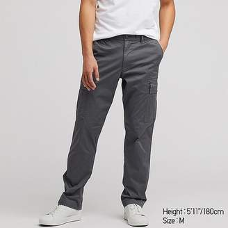 Uniqlo Men's Pull On Relaxed Cargo Pants